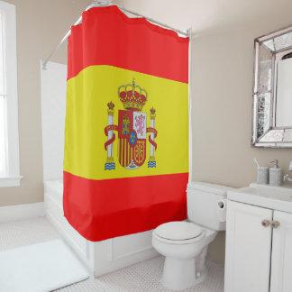 Spaanse vlag gordijn         0
