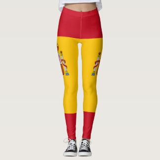 Spaanse vlag leggings