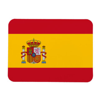 Spaanse Vlag Magneet