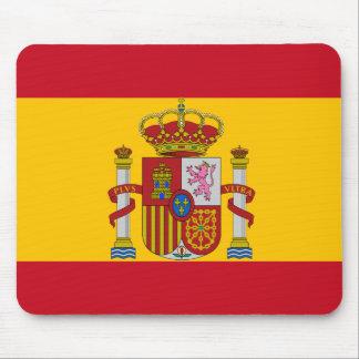 Spaanse vlag muismat