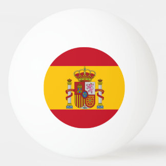 Spaanse vlag pingpongbal