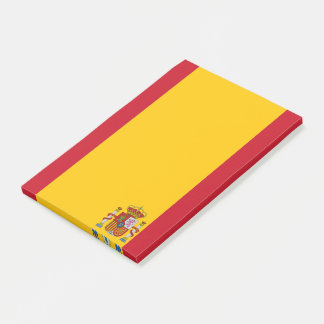 Spaanse vlag post-it® notes