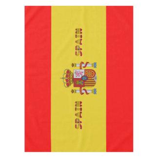 Spaanse vlag tafelkleed