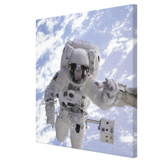 Spacewalk Canvas Print