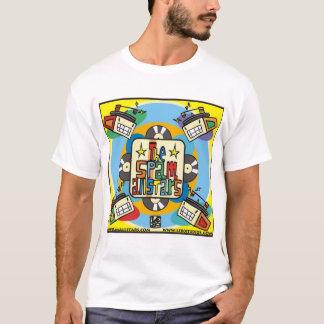 spam allstars - mutante draaischijven t shirt