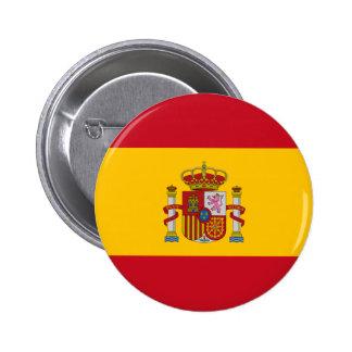 Spanje Ronde Button 5,7 Cm