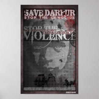 Sparen Darfur 17X11 Poster