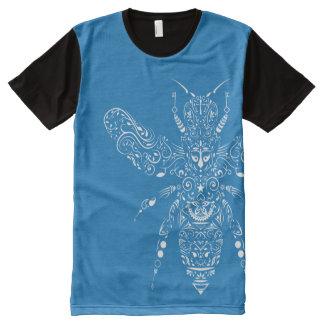 sparen de bijen All-Over-Print t-shirt