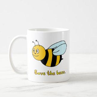 'Sparen de Bijen Koffiemok