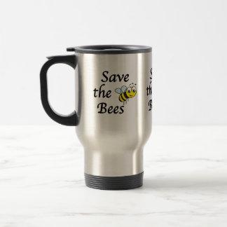 Sparen de Bijen Reisbeker