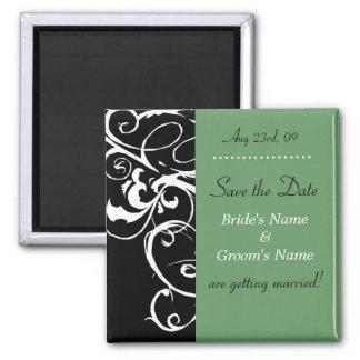 Sparen de Datum - de Magneet van het Huwelijk