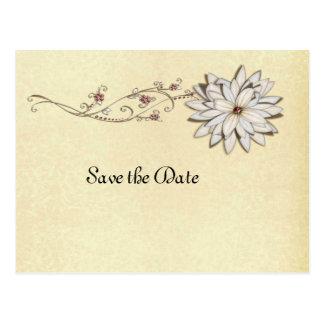 Sparen de Datum voor Speciale Gelegenheid Briefkaart