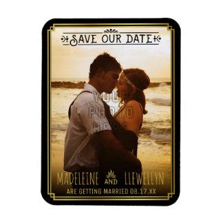 Sparen de Foto van het Huwelijk van Deco van de Magneet