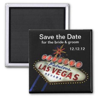 Sparen de Magneet van het Huwelijk van Las Vegas v