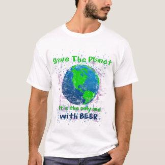 Sparen de Planeet Shirts