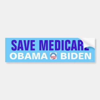 Sparen de Sticker van de Bumper van Gezondheidszor