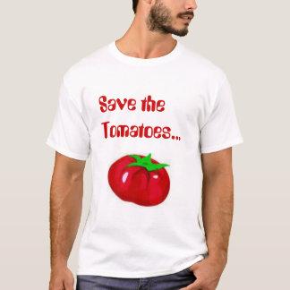 Sparen de Tomaten T Shirt