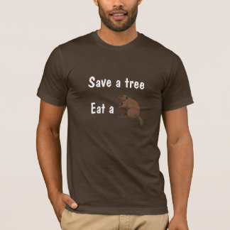 Sparen een Boom T Shirt