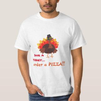 Sparen een Orde van Turkije een Pizza - T-shirt