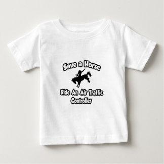 Sparen een Paard. Berijd een Controlemechanisme Baby T Shirts