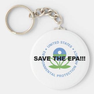 Sparen EPA Sleutelhanger
