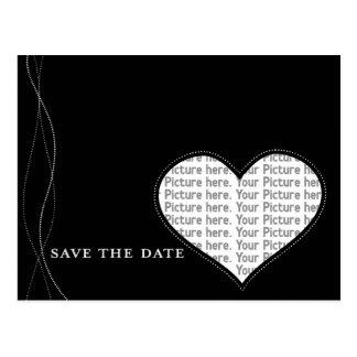 Sparen het Briefkaart van de Datum