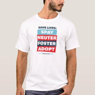 Sparen het Leven T Shirt
