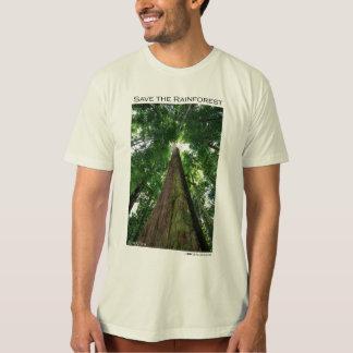 sparen het regenwoud t shirt