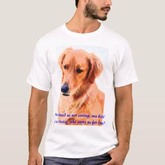 Sparen huisdierenhonden t shirt
