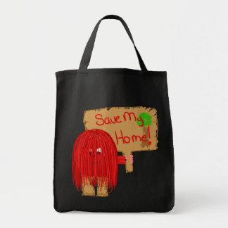 sparen mijn huis canvas tassen