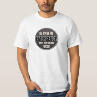 Sparen Mijn Trommels T Shirt