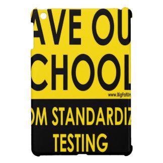 Sparen Onze Scholen iPad Mini Case
