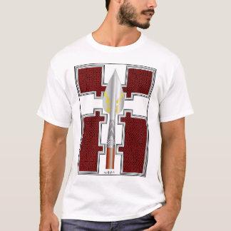 Spear van Lúgh - het VoorOntwerp van het Overhemd T Shirt