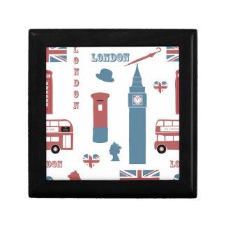 Speciaal Londen Decoratiedoosje