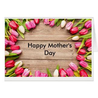 Speciaal moederdag kaart