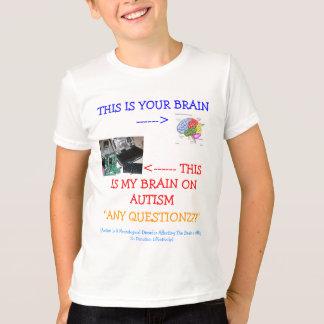 *Special*Designed ≈ Mijn Hersenen op Autisme! T Shirt