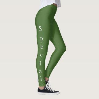Speciale beenkappen - leggings