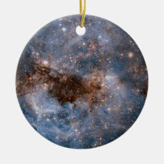 Spectaculaire Melkweg van de Astronomie van het Rond Keramisch Ornament