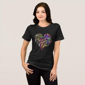 Spectral Edge Heart T Shirt