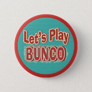 Speel Bunco Ronde Button 5,7 Cm