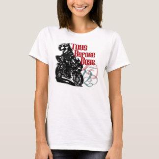 Speelgoed vóór Jongens T Shirt