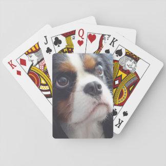 Speelkaarten van Charles van de Koning van de