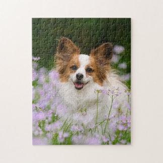 Spel 11x14 van het Portret van de Hond van Puzzel