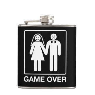 Spel over de Fles van het Huwelijk Heupfles