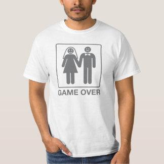 Spel over het Overhemd van de Bruidegom T Shirt