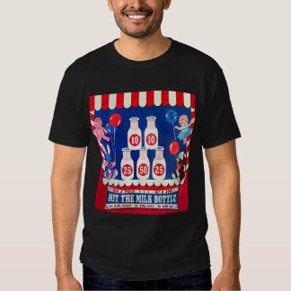 Spel van Carnaval van de kitsch raakte het Vintage T Shirts
