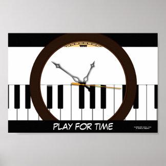 Spel voor het Poster van de Tijd