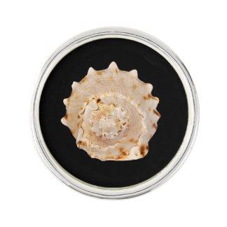 Speld van de Revers van Shell van de kroonslak de Rever Pin