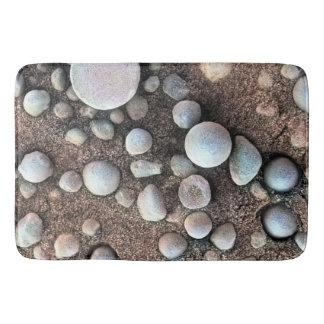 Spherules van Mars Badmat