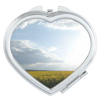 Spiegel van het Gebied van Canola de Compacte & Makeup Spiegels